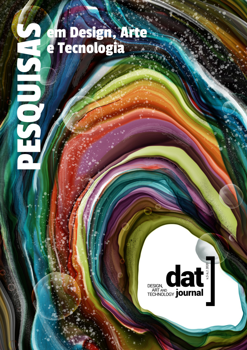 View Vol. 5 No. 1 (2020): Research in Design, Art and Technology