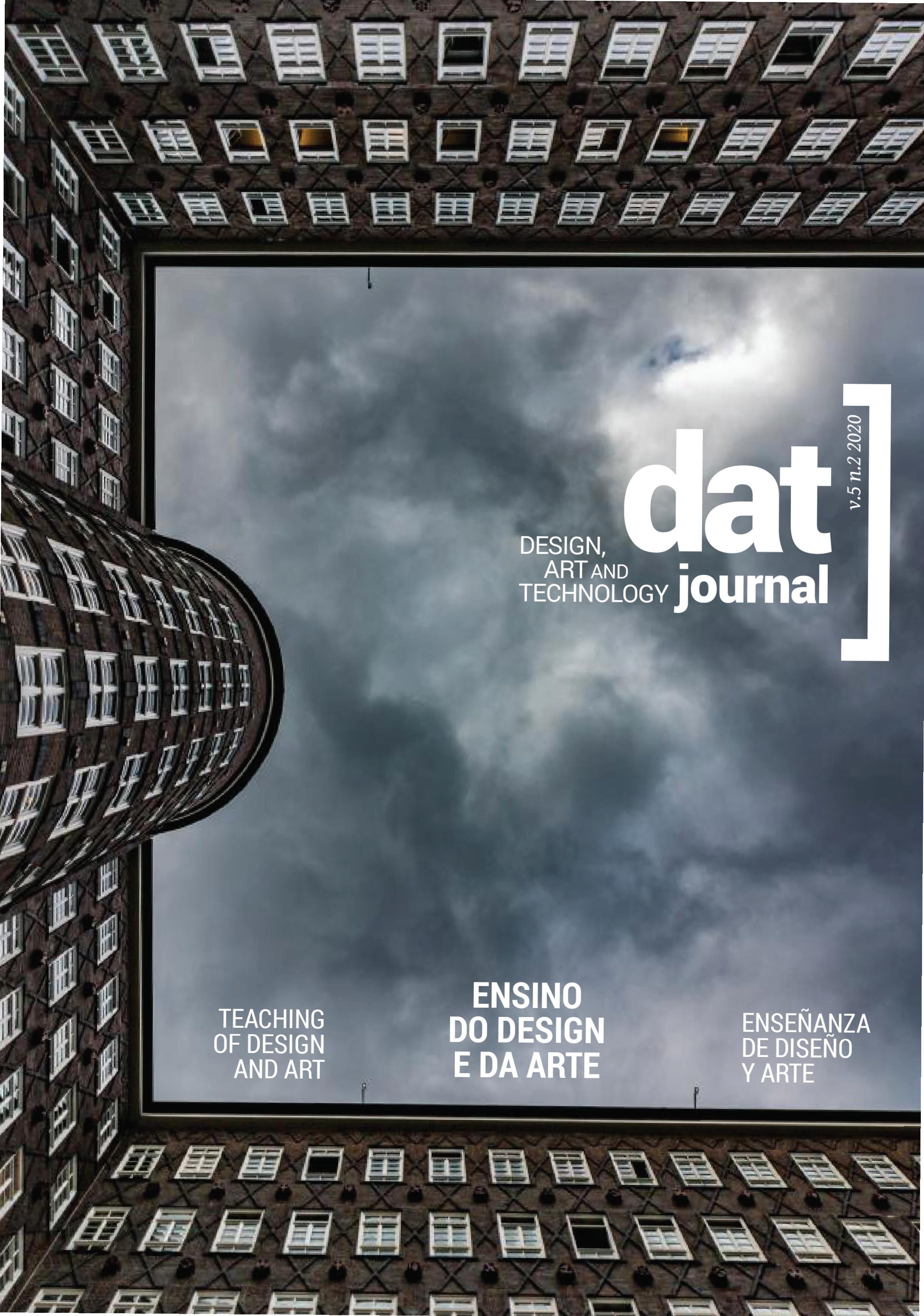 View Vol. 5 No. 2 (2020): Ensino do Design e da Arte
