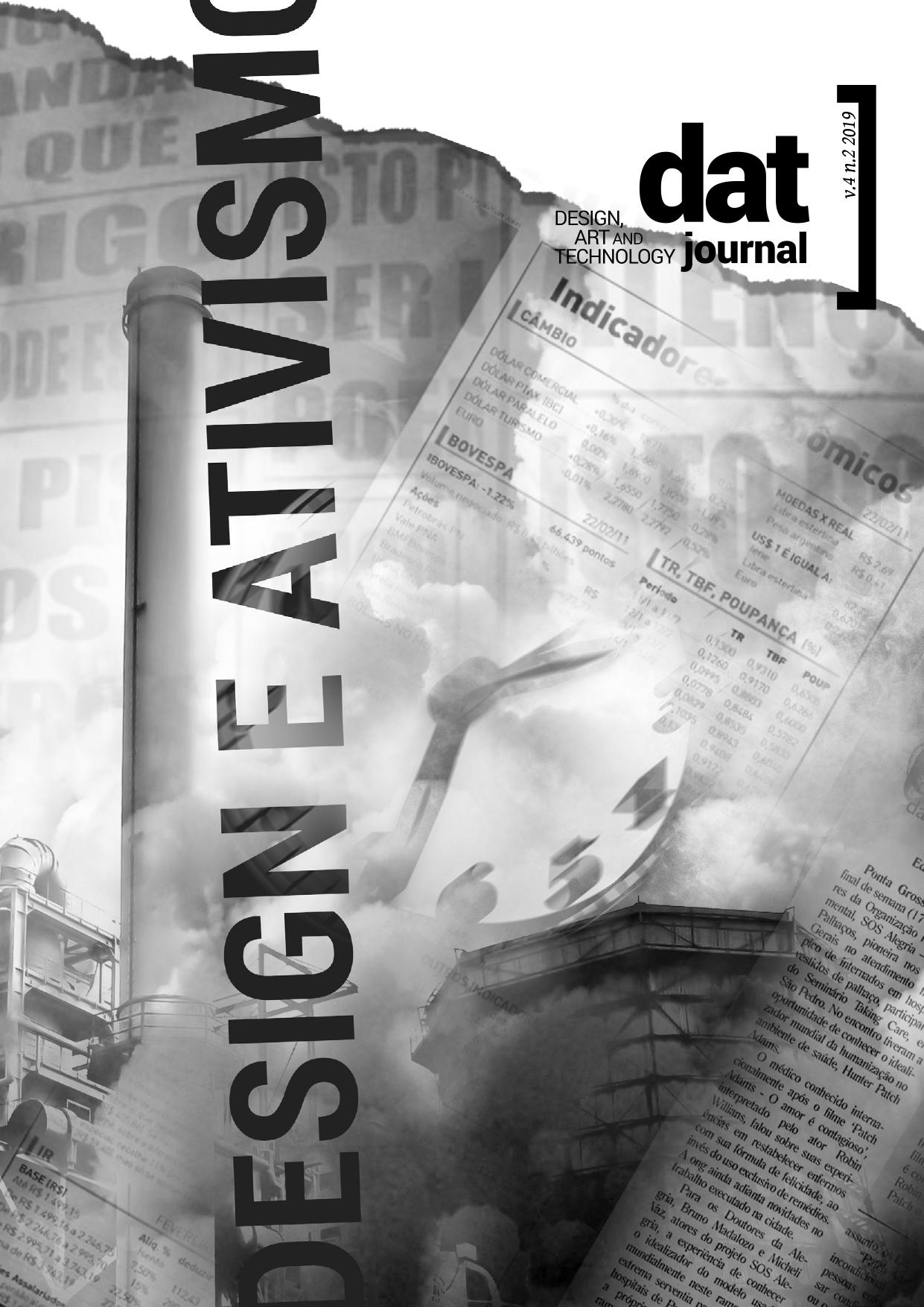 View Vol. 4 No. 2 (2019): Design and Activism